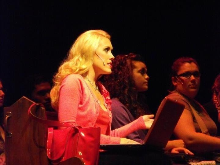 "Elle in ""Legally Blonde"""