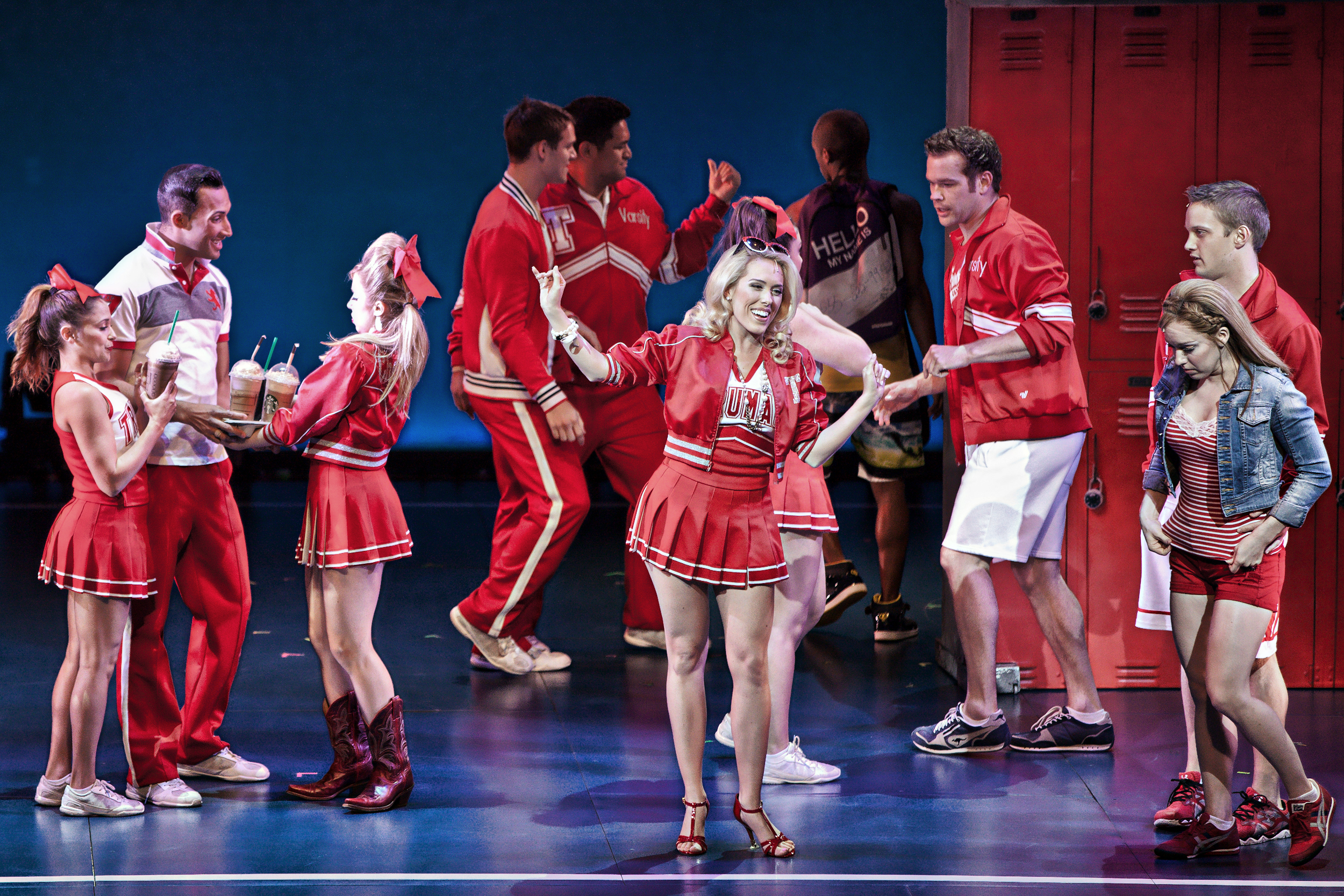 "Skylar in ""Bring It On"""