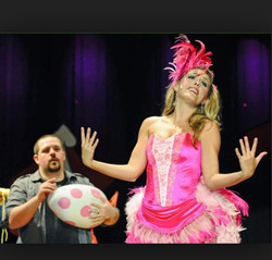 """Mayzie in """"Seussical the Musical"""""""