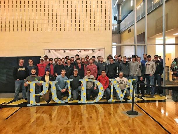 2018 Purdue Dance Marathon