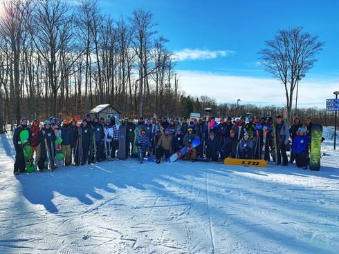 2018 FarmHouse Ski Trip