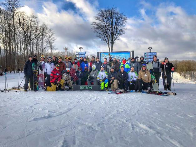 2017 FH Ski Trip