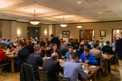 2018 Spring Academic Dinner