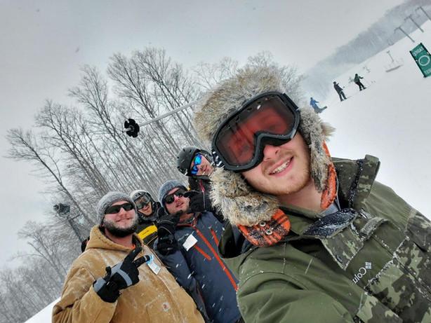 2019 FH Ski Trip