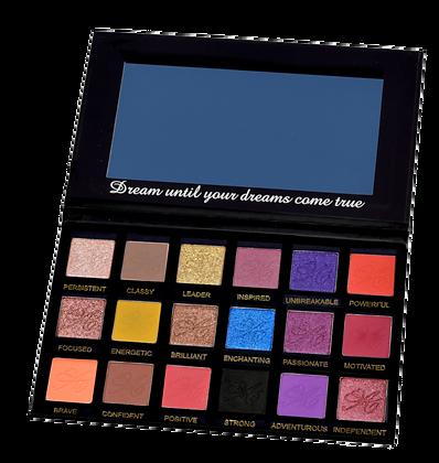 Empowered 18 Shade Palette