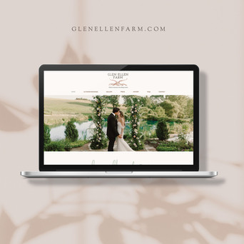 Glen Ellen Farm Website