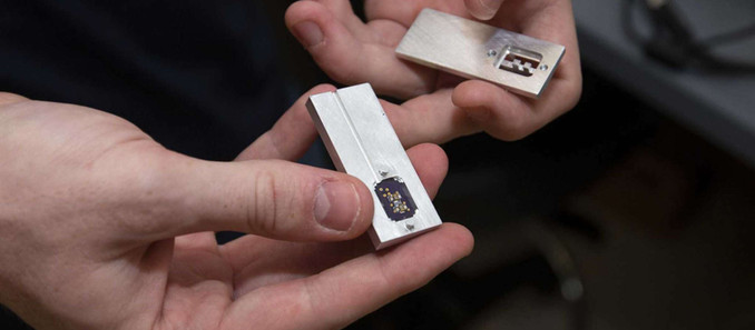 Rice University is working on an implantable device to help shake off jet lag