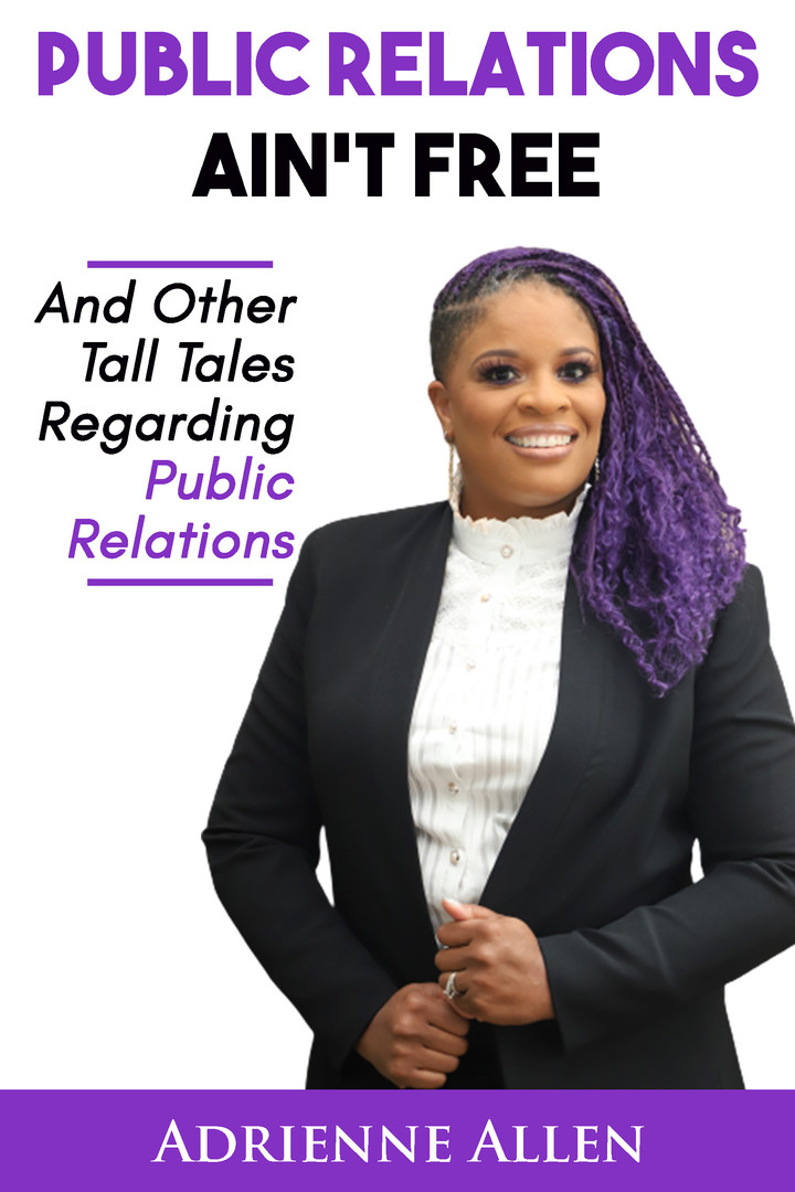 Public Relations Ain't Free