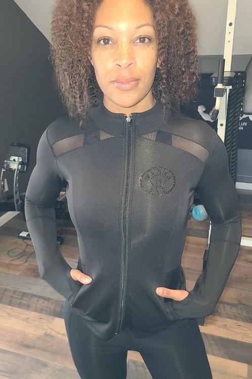 women's running jacket