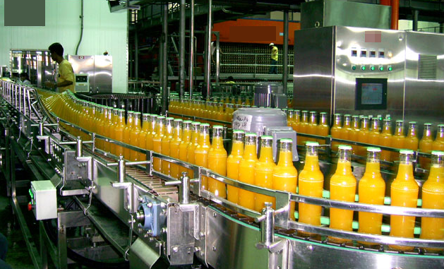 Production line or machine, industri