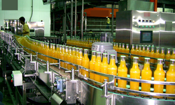 Producrtion line or facilities clean