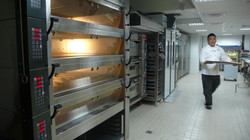 Bakery , Oven and kitchen