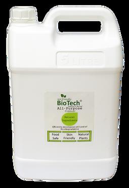 多功能天然清潔劑 (5升 - 補充裝)