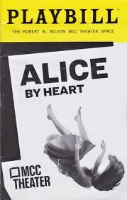 Alice By Heart- Duncan Shiek