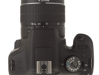 A beginners camera! Canon EOS Rebel T7 18-55mm DC III Digital Camera, Black. Very good camera, easy