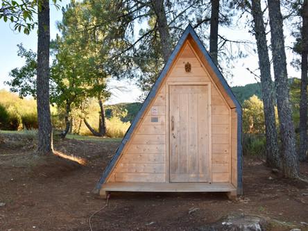 EN: cabin in the woods