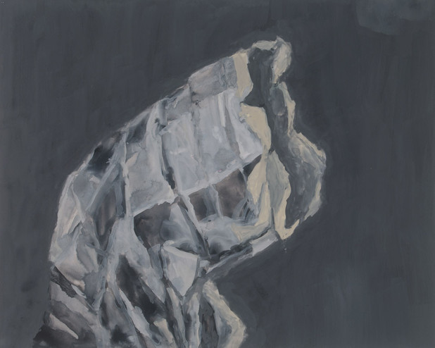 untitled (knee mold 1)