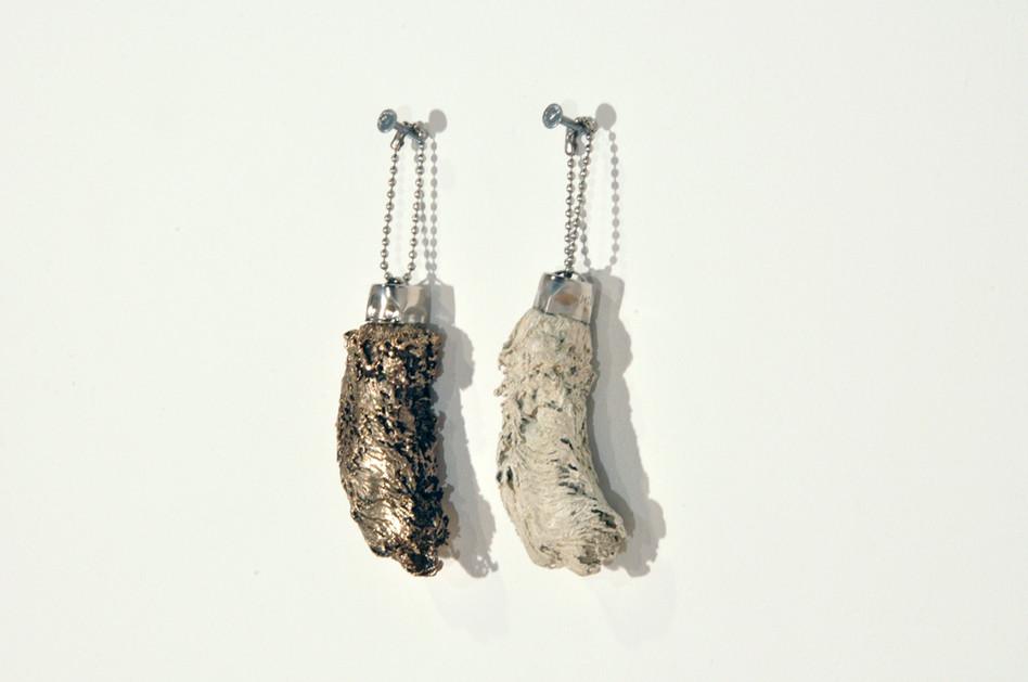 Prey (bronze rabbit's feet)