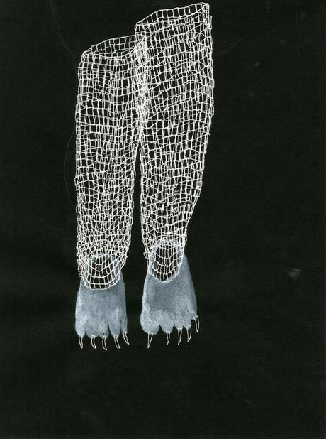 untitled (legs)