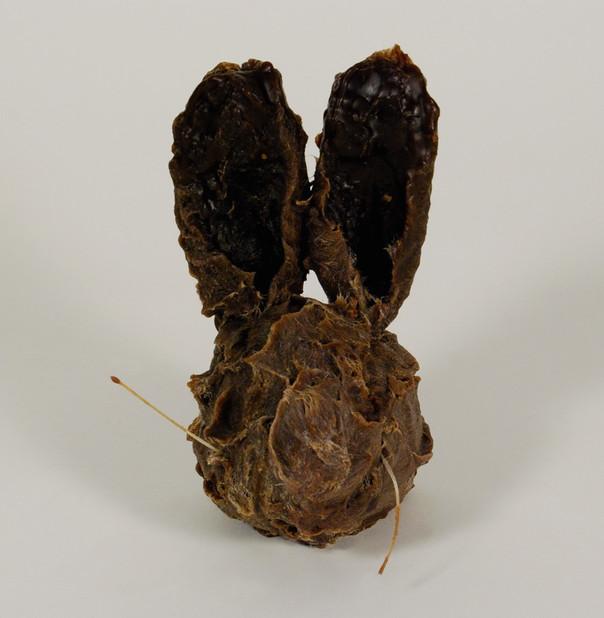 untitled (rabbit head 2)