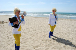 Sports Day on the Beach