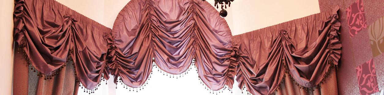 шторы на заказ москва