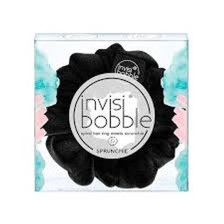 invisibobble® SPRUNCHIE True Black / Haarband schwarz
