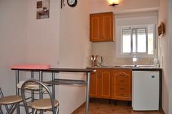 Keuken in studio