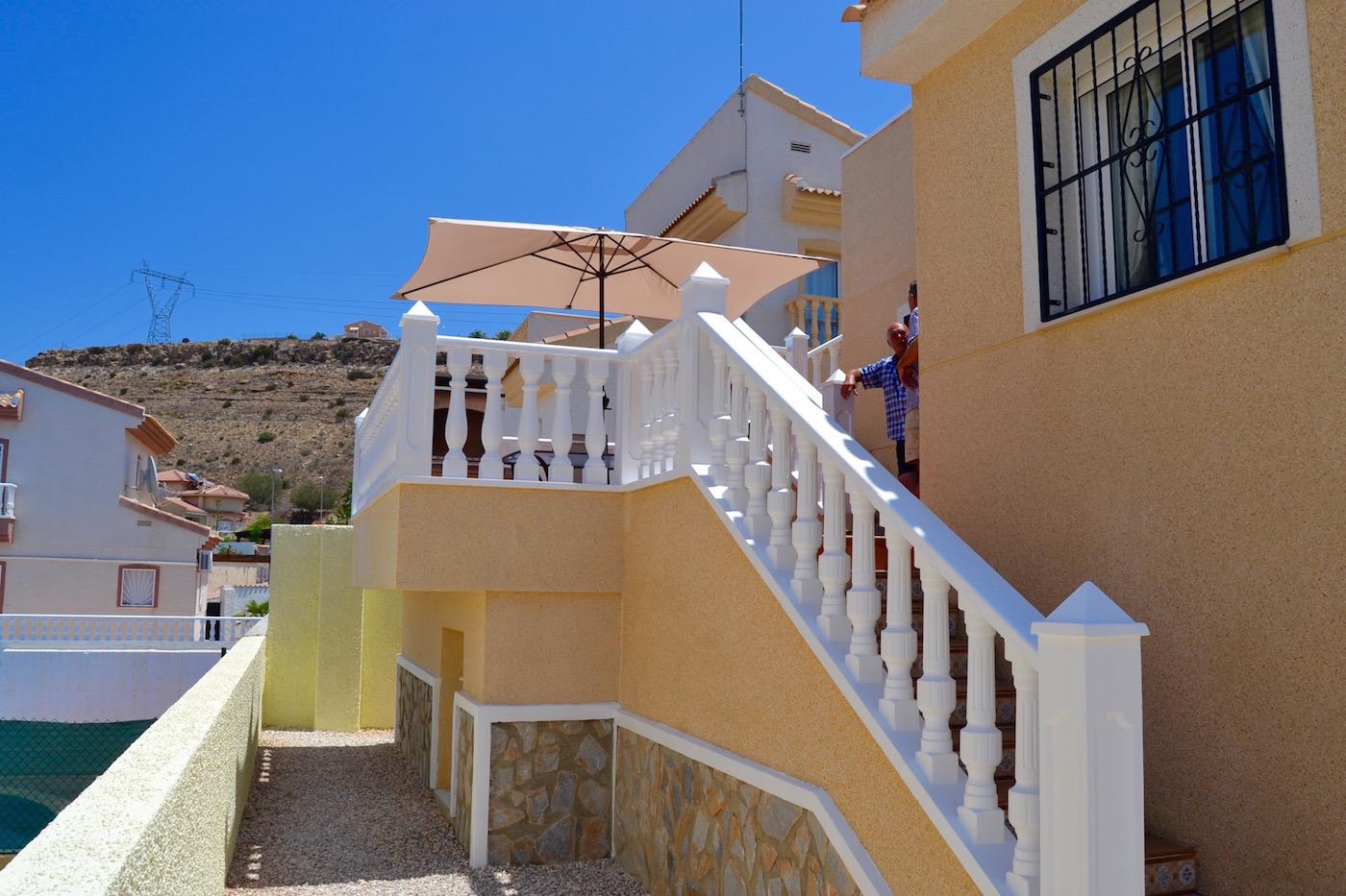 Independent bungalow Rojales