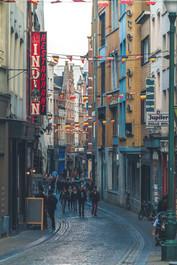 Ruelle de Bruxelles