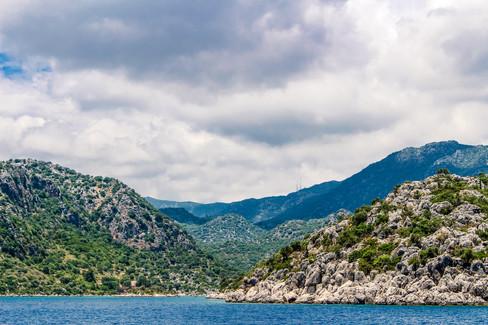 Kekova - Turquie.