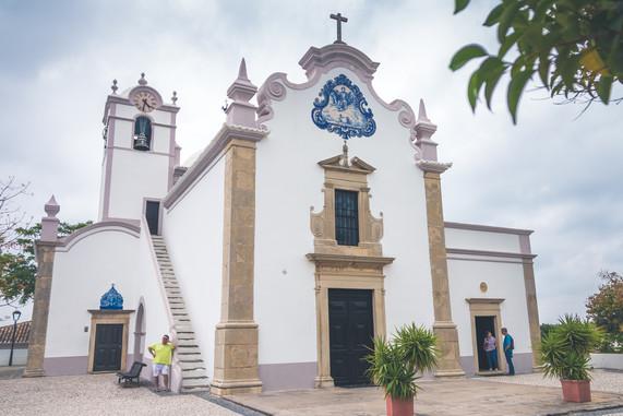 Eglise Saint Laurent d'Almancil