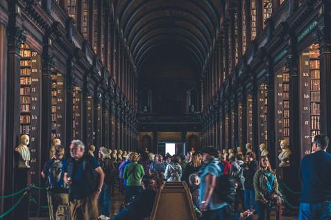 Librairie du Trinity College