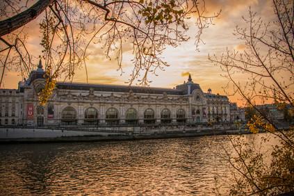 Musée d'Orsay à Paris - France