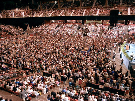 Billy Graham demonstrated the power of Christian unity