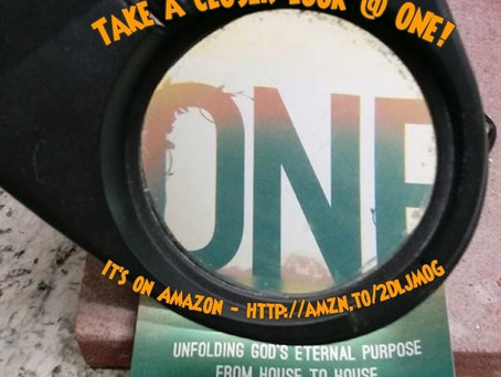 People are excited about ONE!
