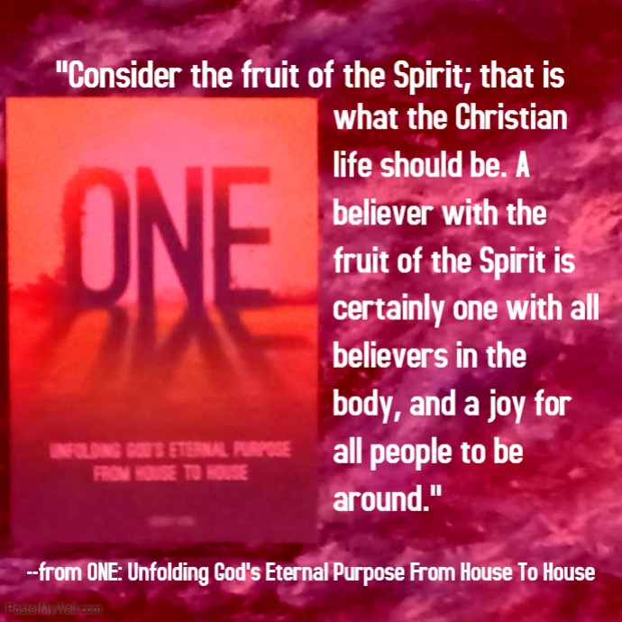 Get your copy of ONE @ http://amzn.to/2z3Av7h