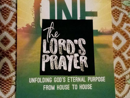 """The Other """"Lord's Prayer"""" -- John 17"""