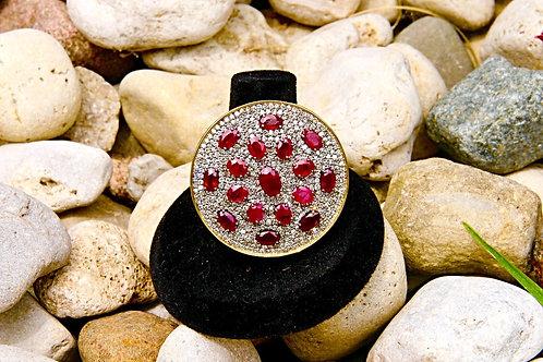 Ruby Disk Ring