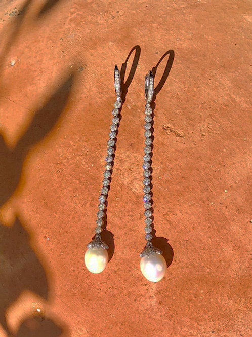 Long Lush Earrings