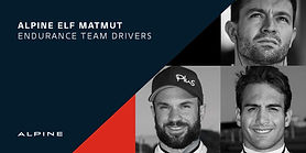 FIA WEC: Alpine driver squad announced