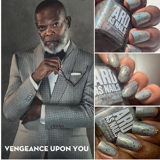 Vengeance Upon You