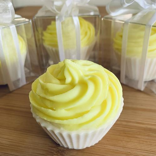 Cupcake Soap -Lemon Surprise