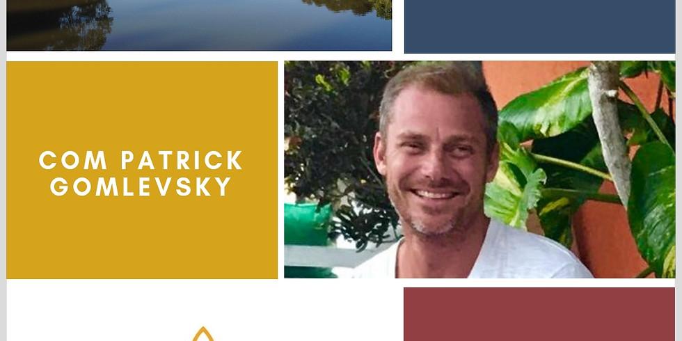 Yoga com Patrick Gomlevsky