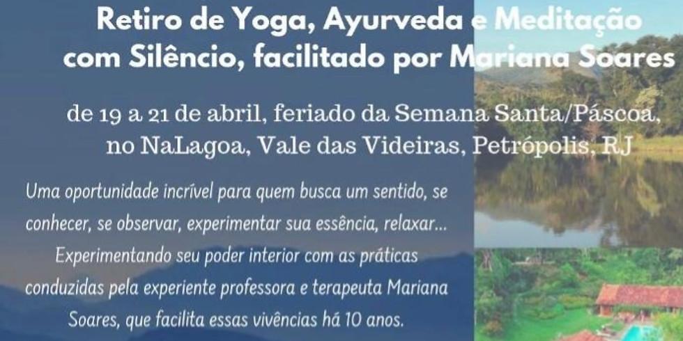 Retiro com Mariana Soares