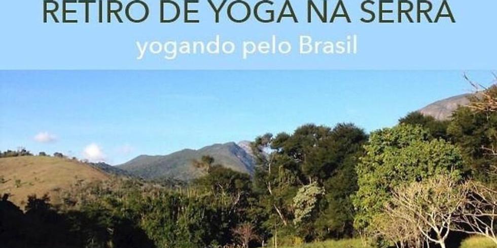 Yogando pelo Brasil