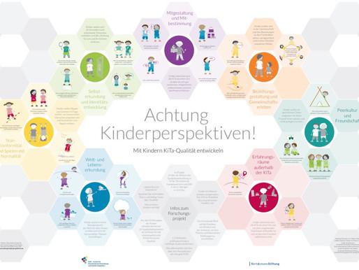 Kinderperspektive in der Qualitätsentwicklung in Kindertagesstätten