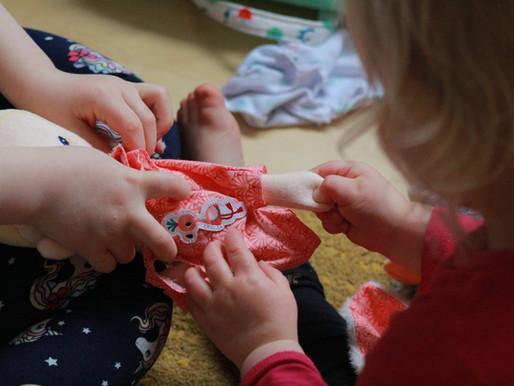 Das Recht auf Partizipation von Kindern mit Behinderung gilt ab Geburt