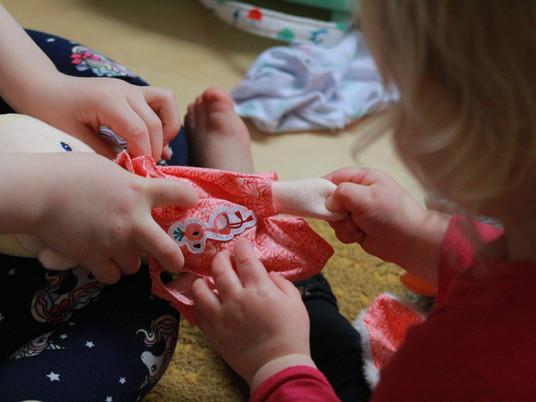 Il diritto alla partecipazione dei bambini con disabilità si applica dalla nascita