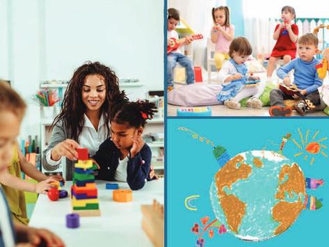 Starting Strong : la qualité dans les processus de l'éducation et de l'accueil des jeunes enfants